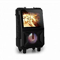 Auna CenterStage 8, prenosný karaoke reproduktor, 40 W, 14.1
