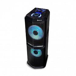 Auna Clubmaster 8000, párty audiosystém, do 8000 W P.M.P.O, 2 x 10