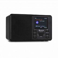 Auna Commuter, DAB+/FM rádio, AUX, 2.4