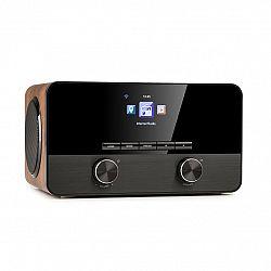Auna Connect 100 SE, internetové rádio, mediaplayer, Bluetooth, WLAN, USB, AUX, Line Out