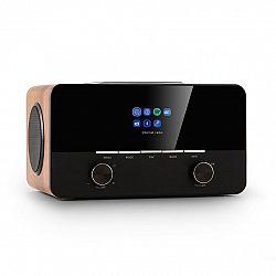 Auna Connect 150 SE, 2.1 internetové rádio, DAB/DAB+/PLL-FM, BT, Spotify, BT, orech
