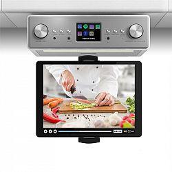 Auna Connect Soundchef, kuchynské rádio s držiakom na tablet, set, DAB+, FM, 2x3