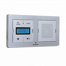 Auna DigiPlug UP, rádio do zásuvky, DAB+/FM, BT, LC-displej