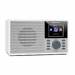 Auna IR-160, internetové rádio, WiFi, USB, AUX, UPnP, 2.8