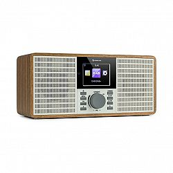 Auna IR-260, internetové rádio, WLAN, USB, AUX, UPnP, 2.8