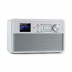 Auna Nestor, DAB+ rádio, DAB+/FM, 2 prevádzkové režimy, 2,4