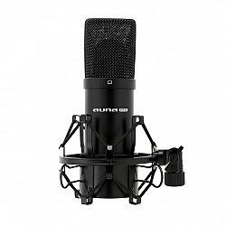 Auna Pro Kondenzátorový mikrofón auna Pro MIC-900B, USB, čierny