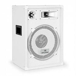 Auna Pro PW 1222, PA reproduktor, 30 cm, 600 W, biely