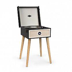 Auna Sarah Ann DAB gramofón, 3/45/78 rpm, DAB+/FM rádio, bluetooth, čierny