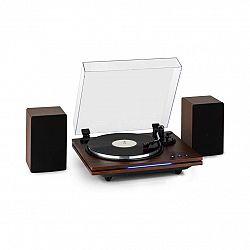 Auna TT-Play PLUS, gramofón, reproduktory, 20Wmax., BT, 33/45/78, rpm