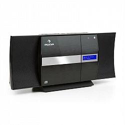 Auna V-20 DAB HiFi veža, Bluetooth NFC CD USB MP3 DAB+ UKV, RDS