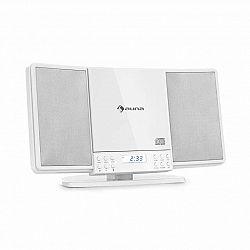 Auna V14, vertikálny stereo systém, CD, FM tuner, BT