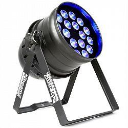 Beamz BPP205, LED PAR reflektor, 64 18 x 15 W 5-v-1 LED diód s RGBW
