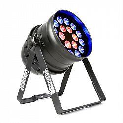 Beamz BPP210, LED PAR reflektor, 64 18 x 12 W 4-v-1 LED diód, vrátane diaľkového ovládača