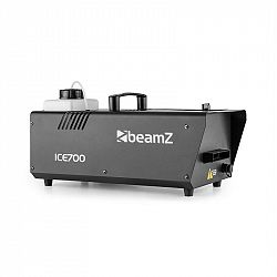 Beamz ICE700, čierny, dymostroj na ľad, podlahový dymostroj, 700 W, 1200 ml nádrž