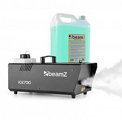 Beamz ICE700, výrobník hmly na ľad, vrátane hmlovej tekutiny, 700 W, 0,4 l