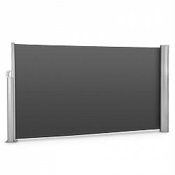 Blumfeldt Bari 316, bočná markíza, bočná roleta, 300 x 160 cm, hliník, antracitová