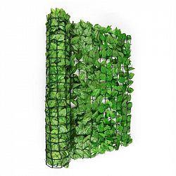 Blumfeldt Fency Bright Leaf, plot na ochranu pred pozorovaním, ochrana pred vetrom, 300 x 150 cm, buk, svetlozelený
