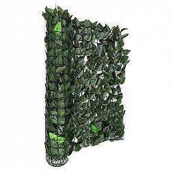Blumfeldt Fency Dark Leaf, plot na ochranu pred pozorovaním, ochrana pred vetrom, 300 x 150 cm, buk, tmavozelený