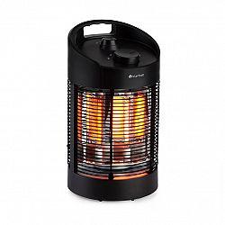 Blumfeldt Heat Guru 360 Mini, infračervený ohrievač, 700/350 W, oscilácia, čierny