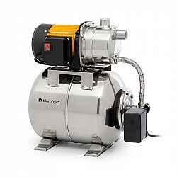 Blumfeldt Liquidflow 1200 INOX Pro, domáca vodáreň, záhradné čerpadlo, 1200 W, 3500 l/hod.