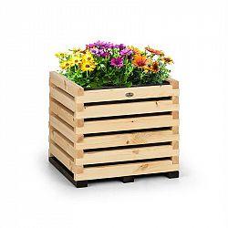 Blumfeldt Modu Grow 50, vyvýšený záhon, 50 x 45 x 50 cm, borovicové drevo, borovica