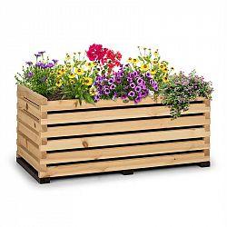 Blumfeldt Modu Grow, vyvýšený záhon, 100 x 45 x 50 cm, borovicové drevo, borovica
