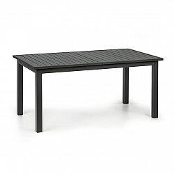 Blumfeldt Toledo, záhradný stolík, 213 x 90 cm, rozťahovací, hliník, antracitový