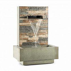 Blumfeldt Watergate, záhradná fontána, vnútorné/vonkajšie prostredie, 15 W čerpadlo, 10 m kábel, pozinkovaná