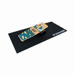 BoarderKING Indoorboard Limited Edition Wakeboard, balančná doska, podložka, valec, drevo/korok