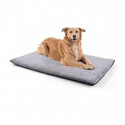 Brunolie Finn, pelech pre psa, podložka pre psa, možnosť prania, protišmykový, priedušný, polyester/plsť, veľkosť M (120 × 5 × 80 cm)