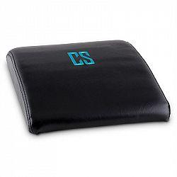 Capital Sports AB Mat, podložný vankúš na precvičovanie brucha/chrbta, čierny