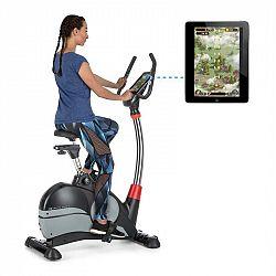 Capital Sports Arcadion, cyklotrenažér, pulzmeter, bluetooth, držiak na riadidlách, čierny
