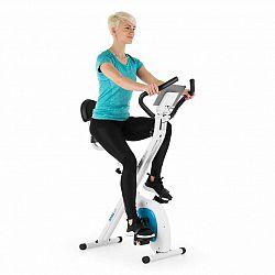 Capital Sports Azura Air, domáci cyklotrenažér, ergometer, meranie tepu, sklopný