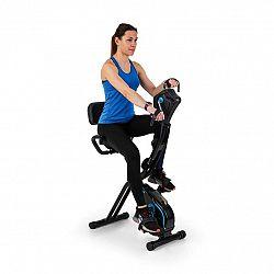 Capital Sports Azura Full Body Comfort, domáci trenažér, handbike, zotrvačná hmotnosť 7,5 kg, remeňový pohon