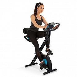 Capital Sports Azura M3 Pro, domáci trenažér, flexibilné ťahadlá, remeňový pohon, čierny