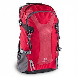 Capital Sports CS 38, 38l, ruksak na turistiku a voľný čas, nylón odpudzujúci vodu, červený