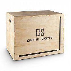 Capital Sports Shineater, Plyo Box s tromi výškami 20