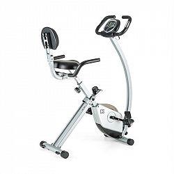 Capital Sports Trajector, bicykel – domáci trenažér, X-bike, opierka chrbta, držiak sedadla, skladací, 110 kg