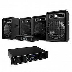 Electronic-Star DJ PA sada