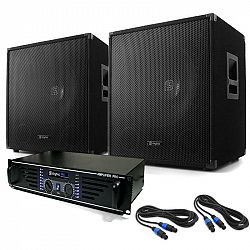 Electronic-Star DJ PA set