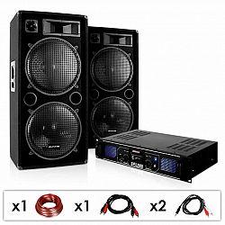 Electronic-Star DJ PA systém