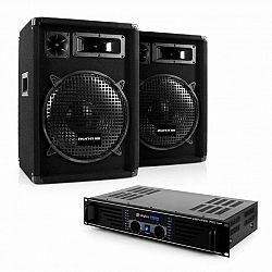 Electronic-Star Kompletná DJ PA sada