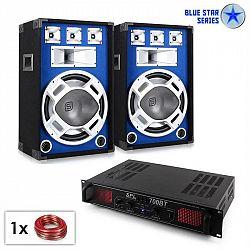 Electronic-Star PA sada Blue Star Series