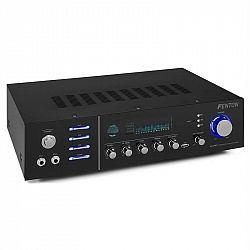 Fenton AV320BT, surround HiFi zosilňovač, 200 W RMS, (2 x 100 W na 8 Ohm), BT/USB/AUX