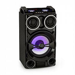 Fenton LIVE102, párty reproduktor, 300 W, USB/BT mediálny prehrávač, RGB LED, diaľkový ovládač