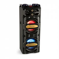 Fenton LIVE2101 Party Station 800 W USB-/BT mediaplayer 2x 6,3mm vstup na mikrofón
