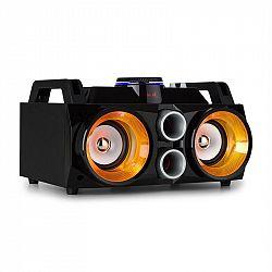 Fenton MDJ100, mediálny prehrávač, mediálna stanica, USB, SD, BT, AUX, 100W zosilňovač, 2x4