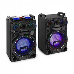Fenton VS10, sada aktívnych reproduktorov, 800 W, 10