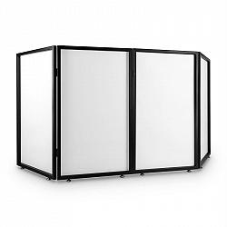 FrontStage Facade 4, DJ zástena so 4 oddeleniami, 2-dielna, kovový rám